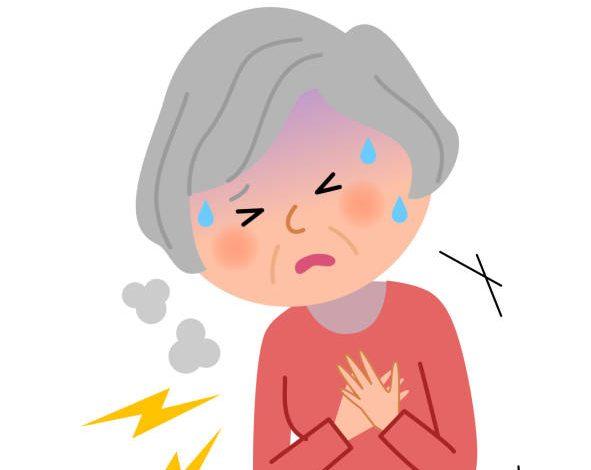 أعراض-الذبحة-الصدرية