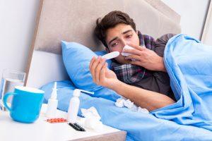 علاج الأنفلونزا