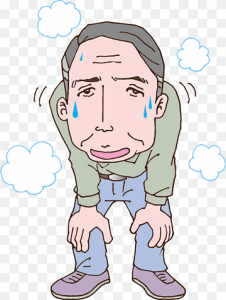 صعوبة التنفس والإعياء عند بذل مجهود كأحد أعراض فقر الدم