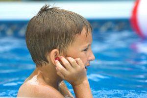 أذن السباحة