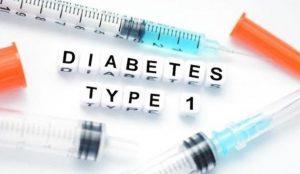 مرض السكري من النوع الأول