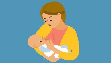 متى يكون حليب الأم مضر ؟