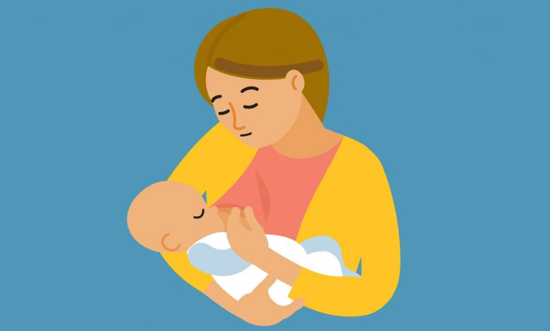 متى يكون حليب الأم مضر الصحة كنز