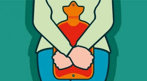 آلام الدورة الشهرية وكيفية تخفيفها