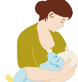 فوائد حليب الأم