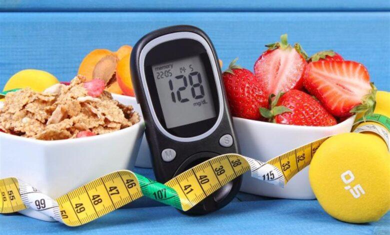 أنظمة غذائية لمرضى السكر