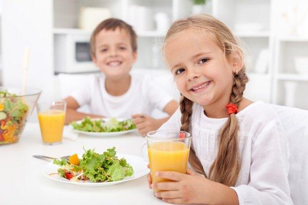 أنظمة التخسيس المناسبة للأطفال