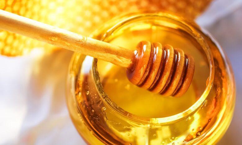 عسل النحل وفقدان الوزن