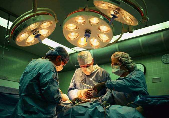عمليات تجميل لجروح