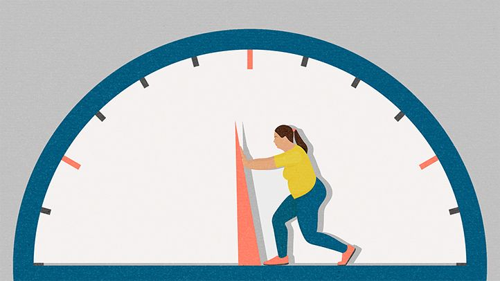 هل تكميم المعدة ينقص الوزن